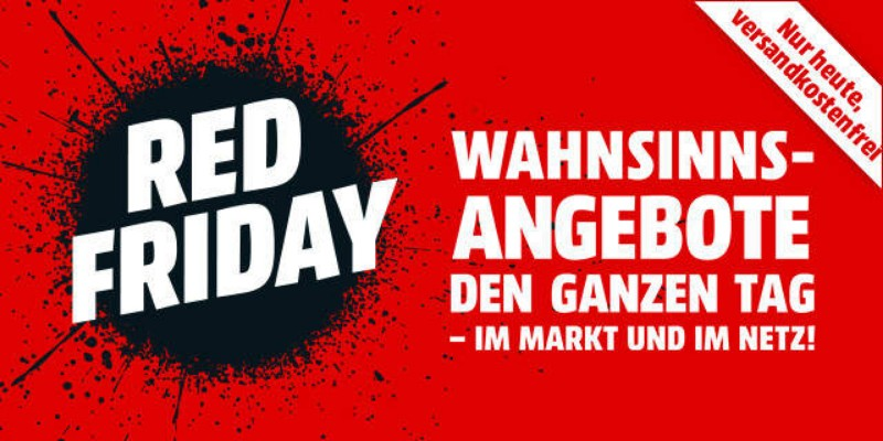 Red Friday Bei Mediamarkt Playstation 4 Pro Für Unter 284 Euro Und