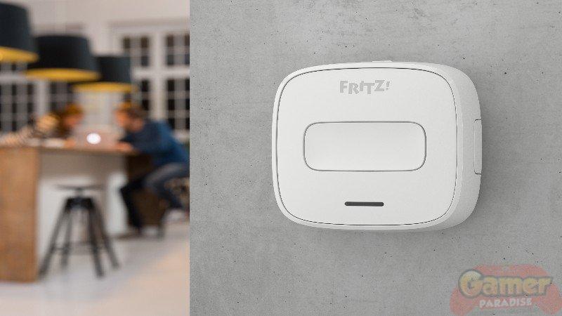 neuer funktaster fritz dect 400 f r mehr komfort im smart home gamer paradies. Black Bedroom Furniture Sets. Home Design Ideas